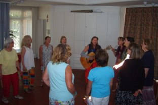Workshops + Besondere Singtermine
